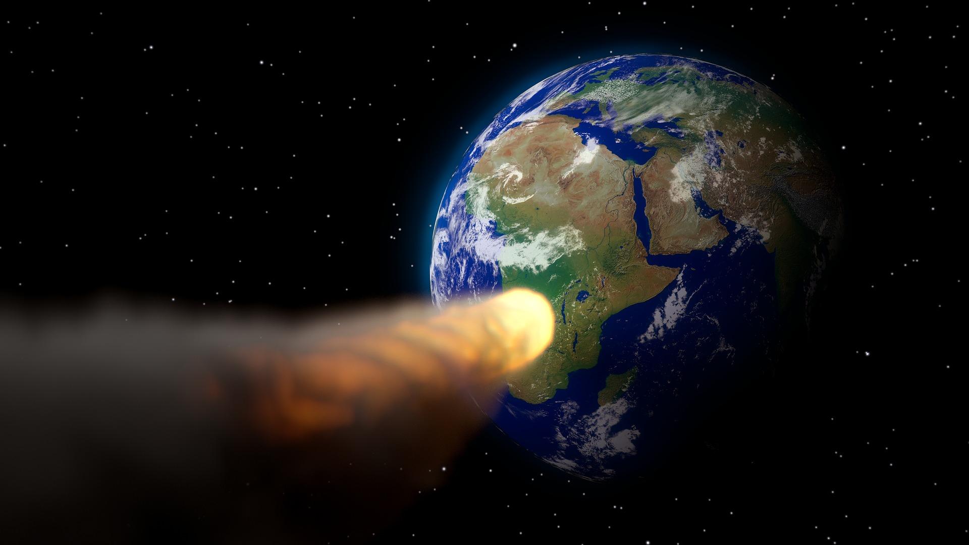 69d8427a916c A Florence aszteroida az egyik legnagyobb a Föld közelében mozgó égitestek  közül. Meglehetősen fényes lesz, így akár az amatőr csillagászok is meg  tudják ...
